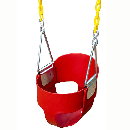 Bucket Toddler Plastic Coated Chains