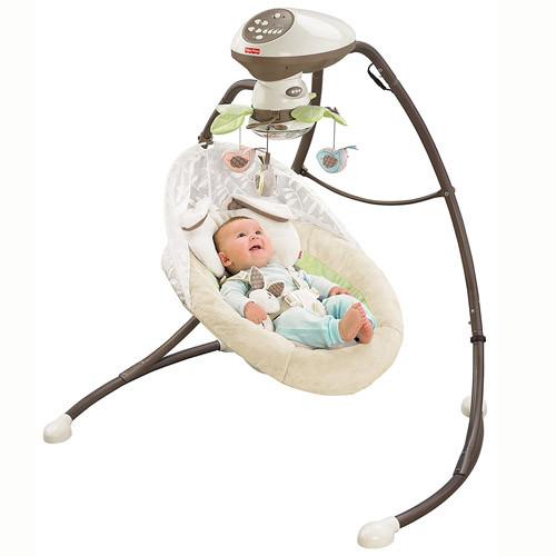 Fisher-Price Snugabunny Cradle Swing
